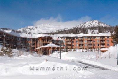 Juniper Springs Lodge Ski-In/Ski-Out Condos for Sale in Mammoth Lakes