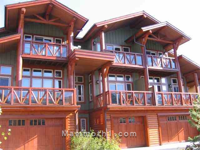 Mammoth Luxury Real Estate Ski In Ski Out Property for Sale
