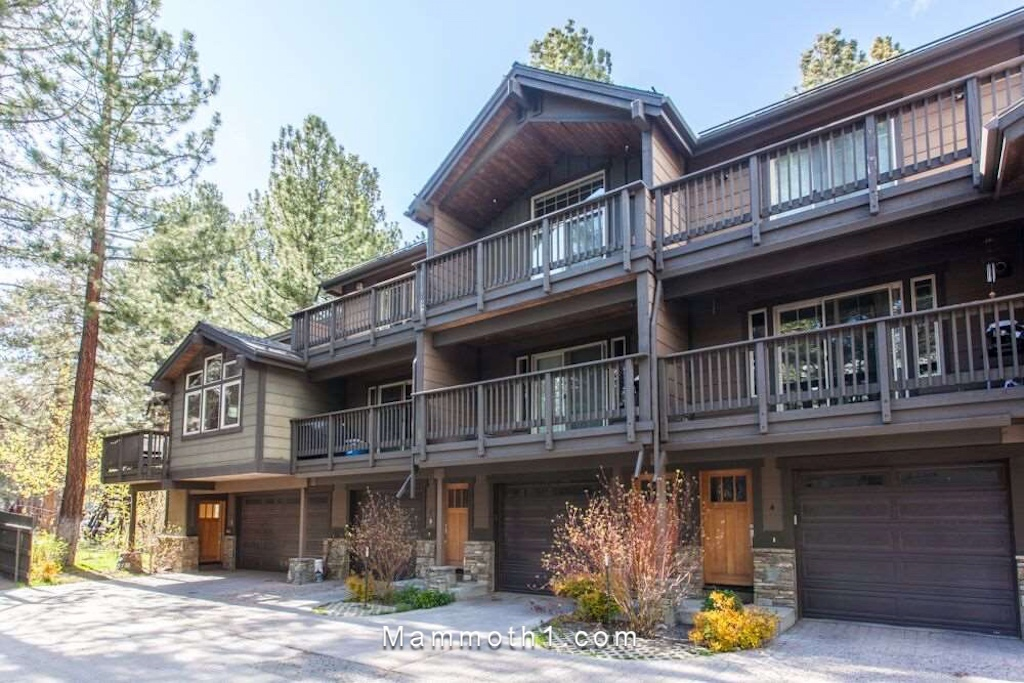 New Townhome Condo for sale in Mammoth Lakes Property