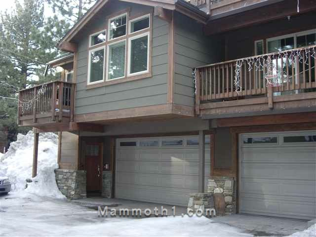 Mono Ridge Townhomes for Sale in Mammoth Lakes