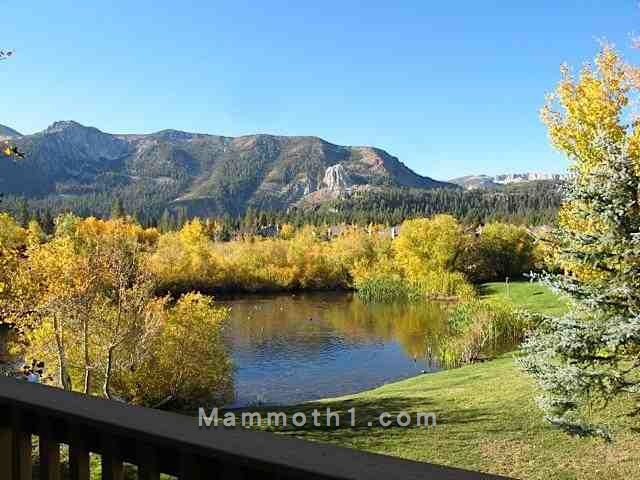 Snowcreek Condos for Sale in Mammoth Lakes