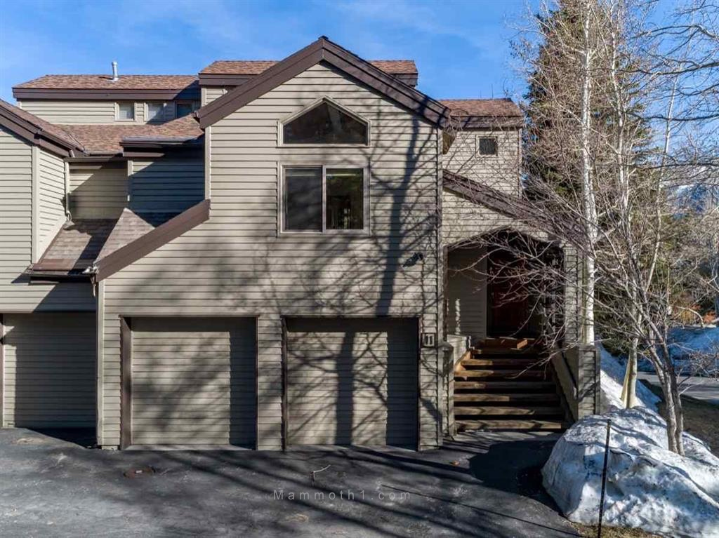 Townhomes for Sale in Mammoth Lakes