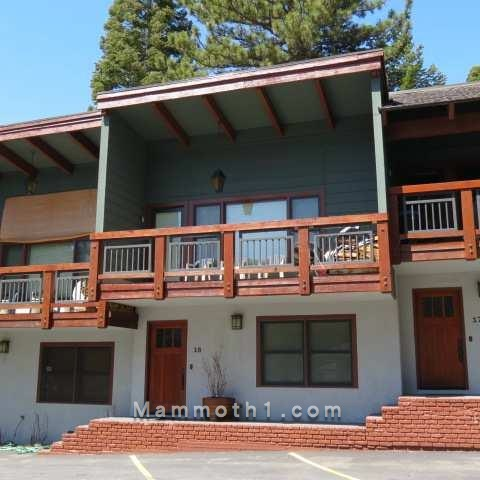 Chateau D'Oex Townhomes for Sale in Mammoth Lakes