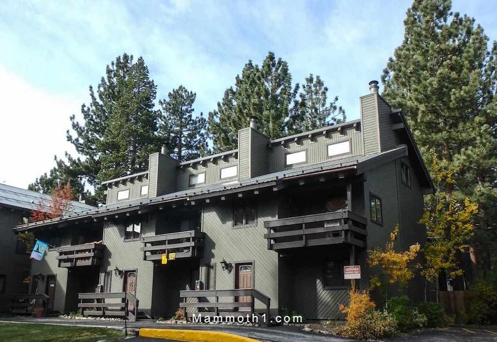 Mammoth Lakes Condo for Sale Townhome Rental Property