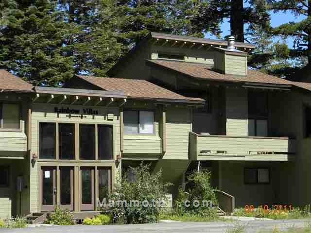Rainbow Villas Canyon Lodge Condos for Sale in Mammoth Lakes