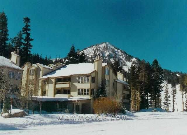 Sierra Megeve Canyon Lodge Condos for Sale in Mammoth Lakes
