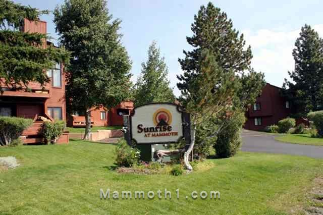 Sunrise Condos for Sale in Mammoth Lakes
