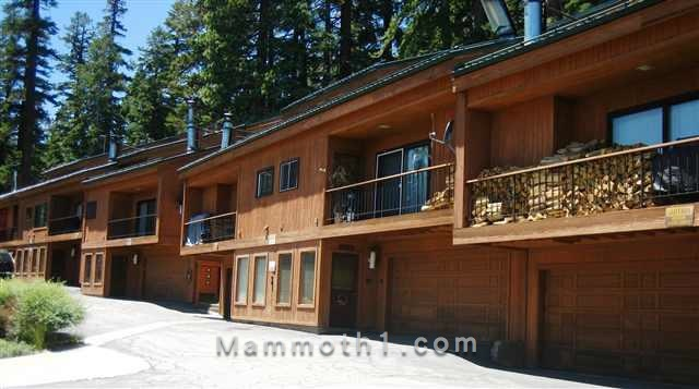 HOA Fees Townhomes for Sale in Mammoth Lakes, Mammoth Realty