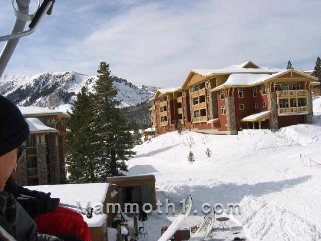 Sunstone Slopeside Condos for Sale in Mammoth Lakes