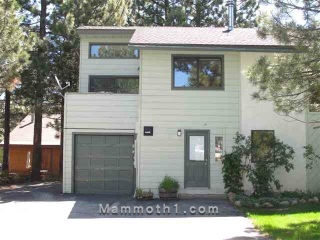 Mammoth Condo HOA Fees for Sale in Mammoth Lakes