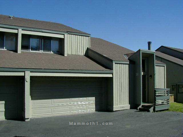 Townhomes for Sale at Tamarack in Mammoth Lakes