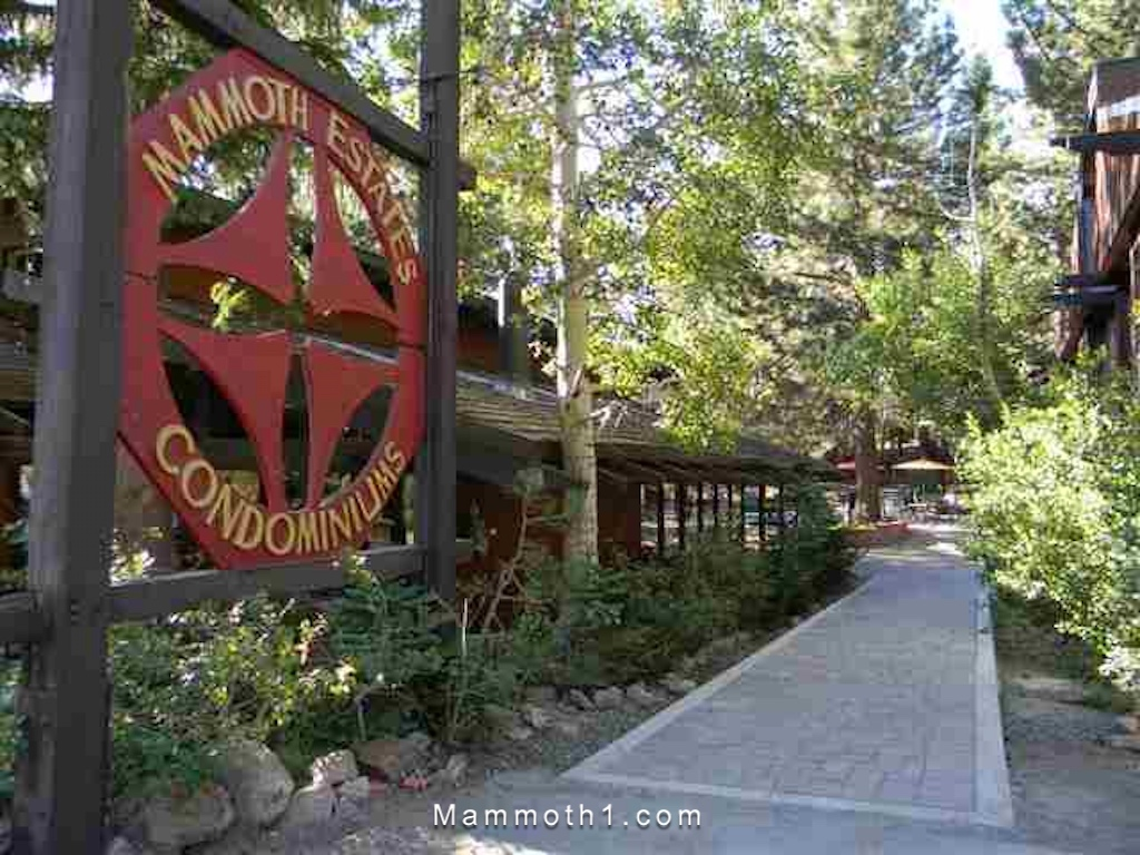 Mammoth Condos Village for Sale