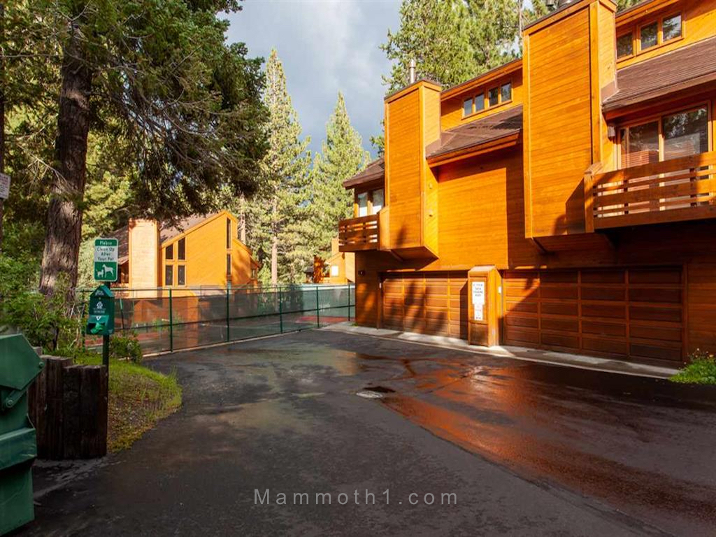 Photo of Tennis Village Townhomes Mammoth Lakes Condo