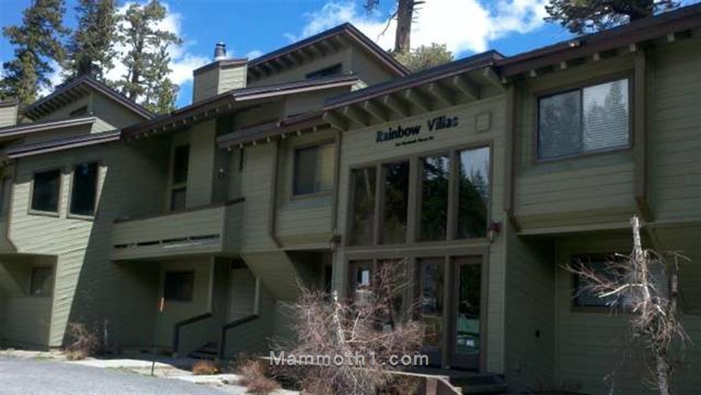 Rainbow Villas Canyon Lodge Mammoth Lakes Condos for Sale