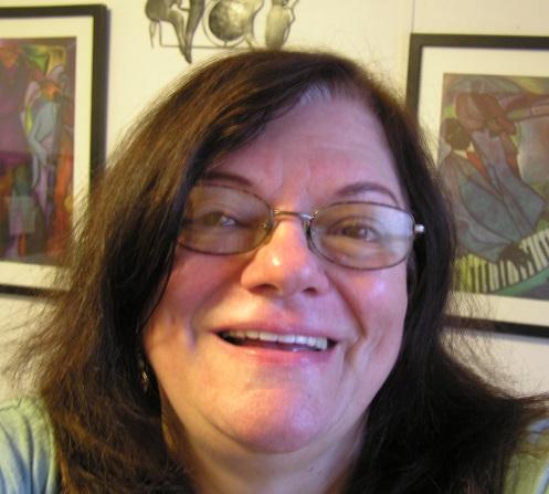 Carol Farrish, Blogging & Social Media Manager