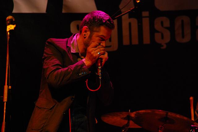 19th Annual Garvin Gates Blues Festival