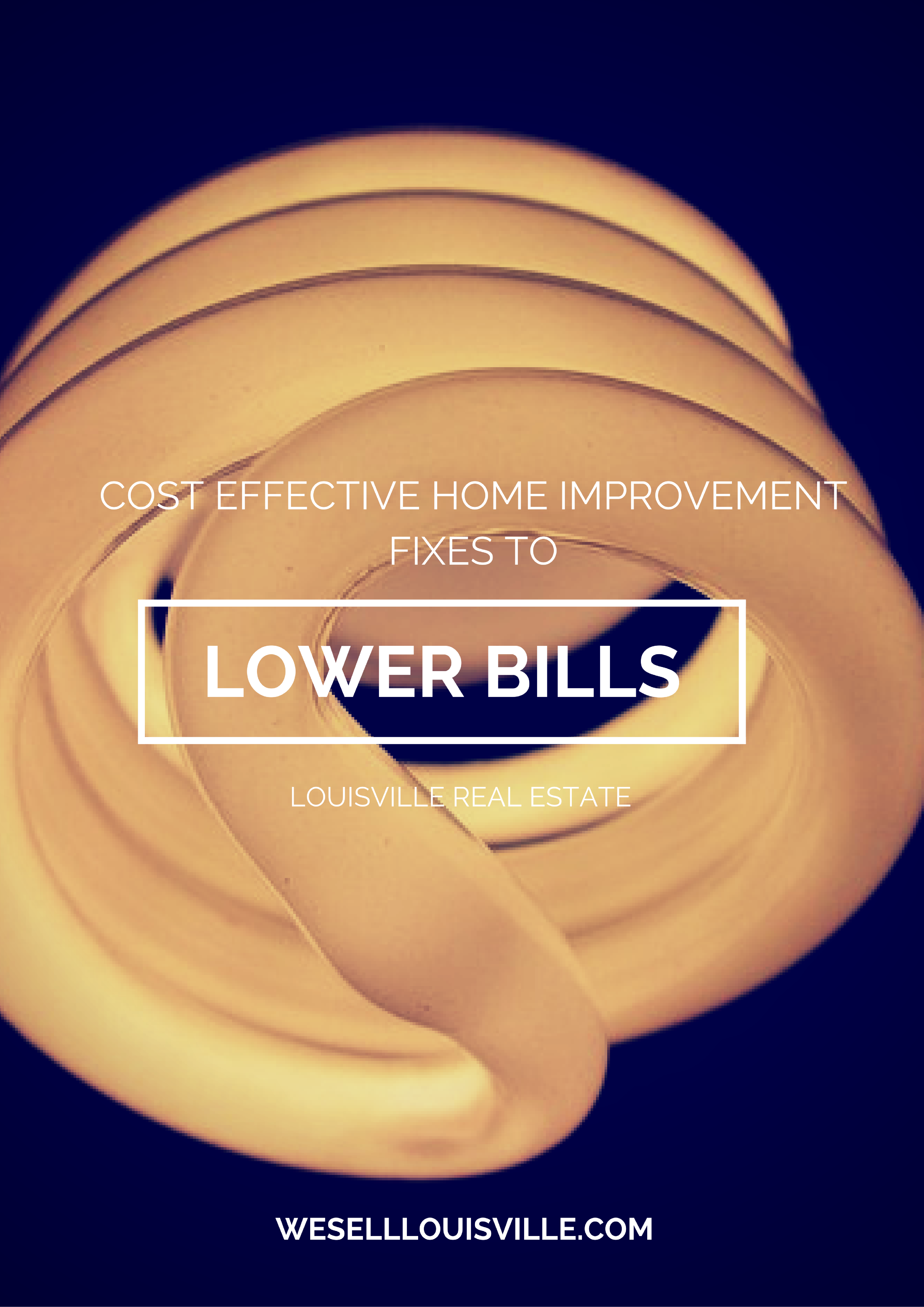 Cost Effective Home Fixes for Lower Energy Bills