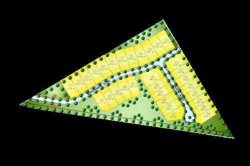 Spring Farm Pointe Plat Map