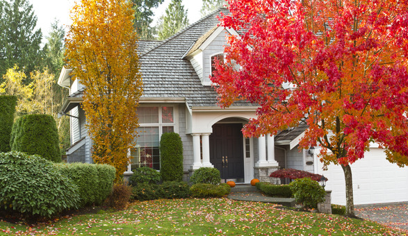 Staging  Your home in the Fall