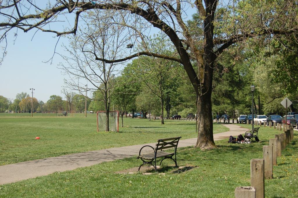 Seneca Park near St Matthews