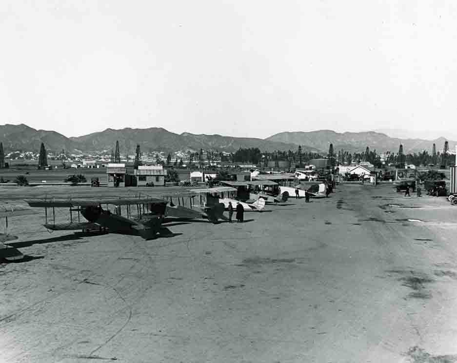 Photo of Chaplin Airdrome