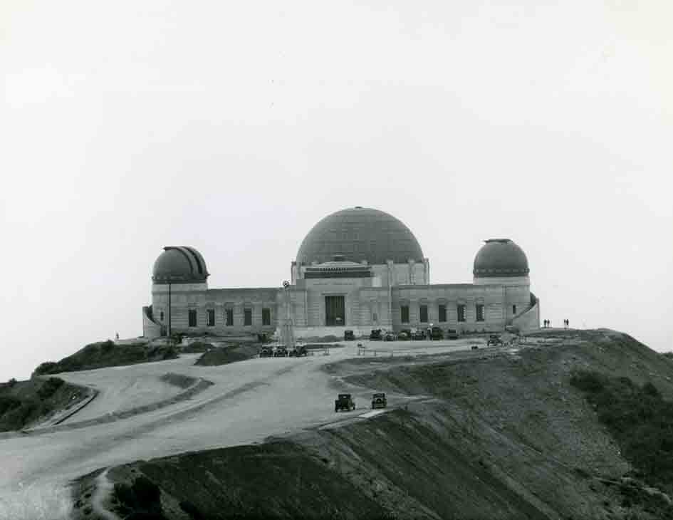 Griffith Observatory Photo