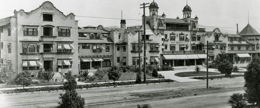 Photo of the Hollywood Hotel