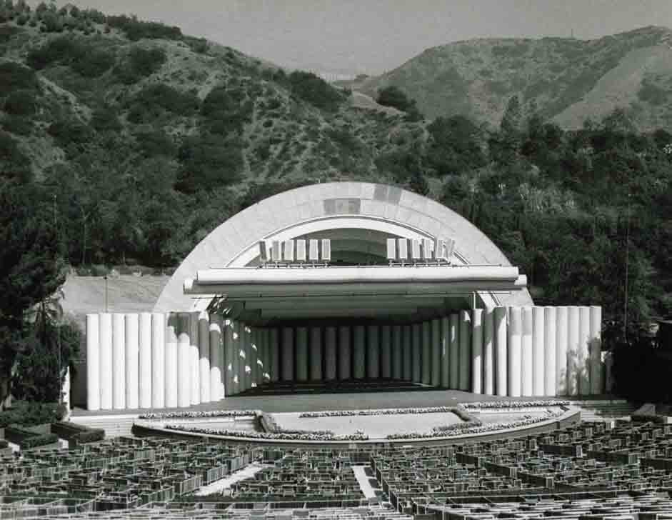 New Hollywood Bowl Shell photo