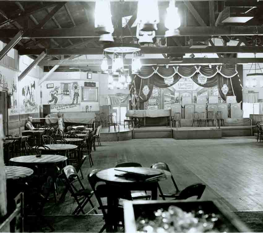 Historical Hollywood Canteen Photo