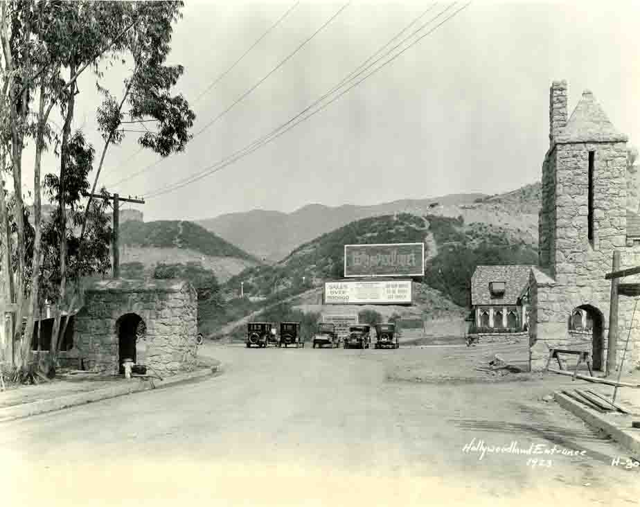 Photo of Hollywoodland