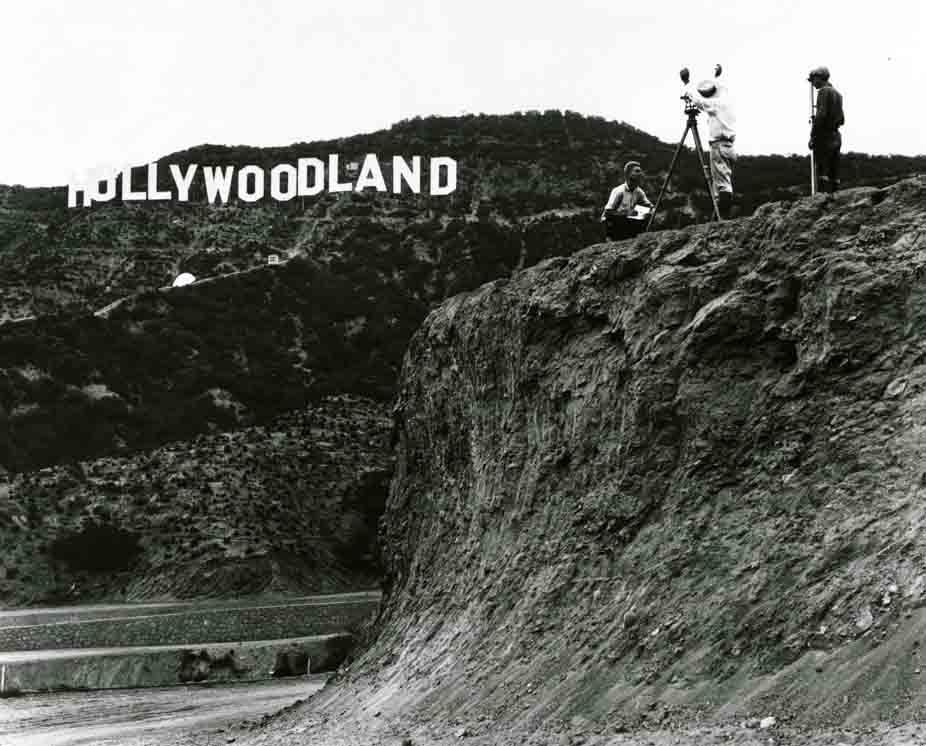 Hollywood sign photo