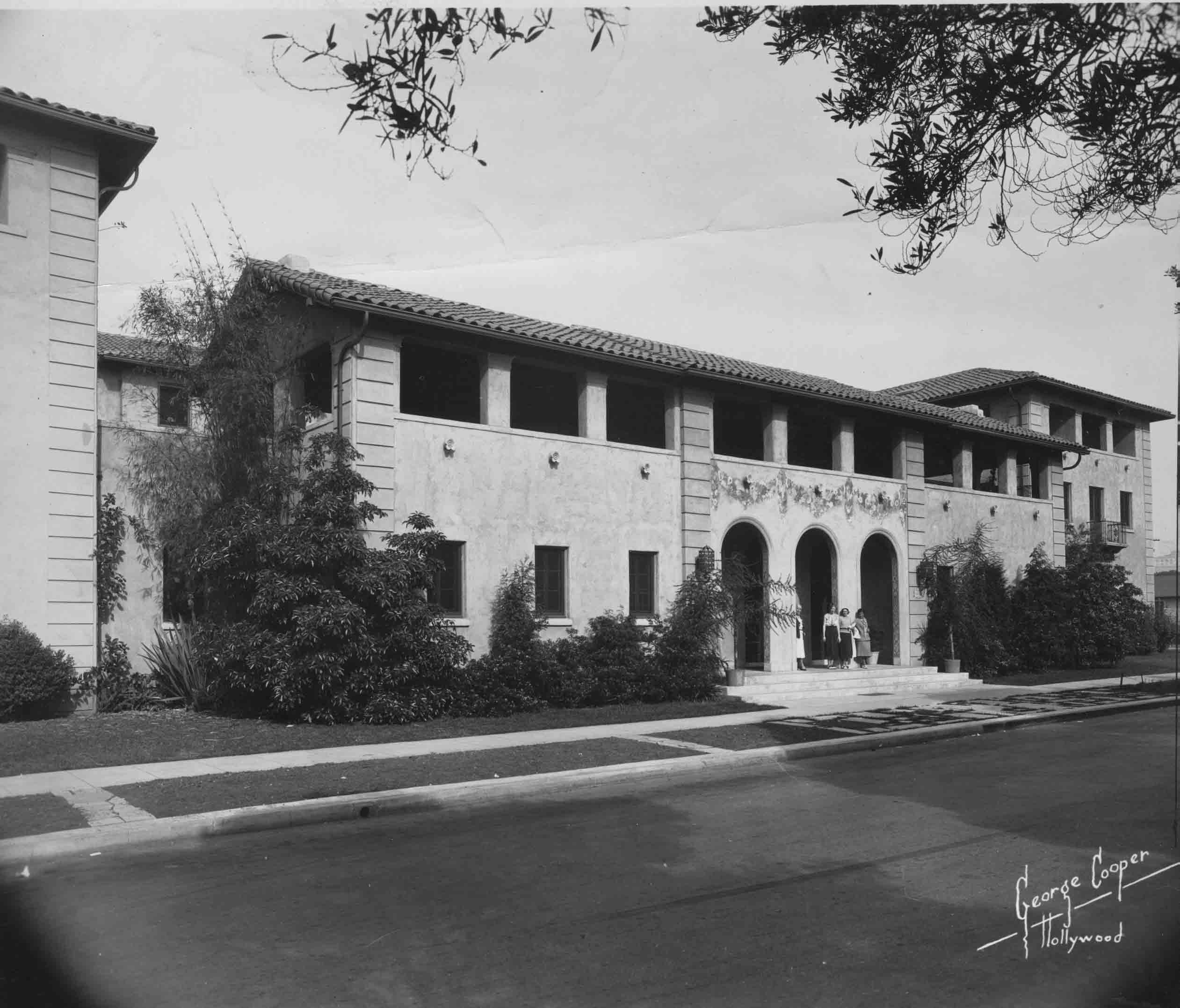 1926 New Clubhouse