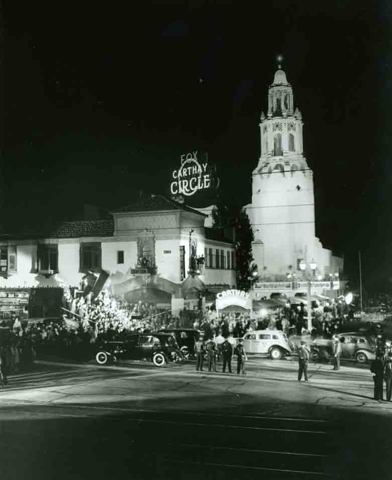 1935 Carthay Circle Theater