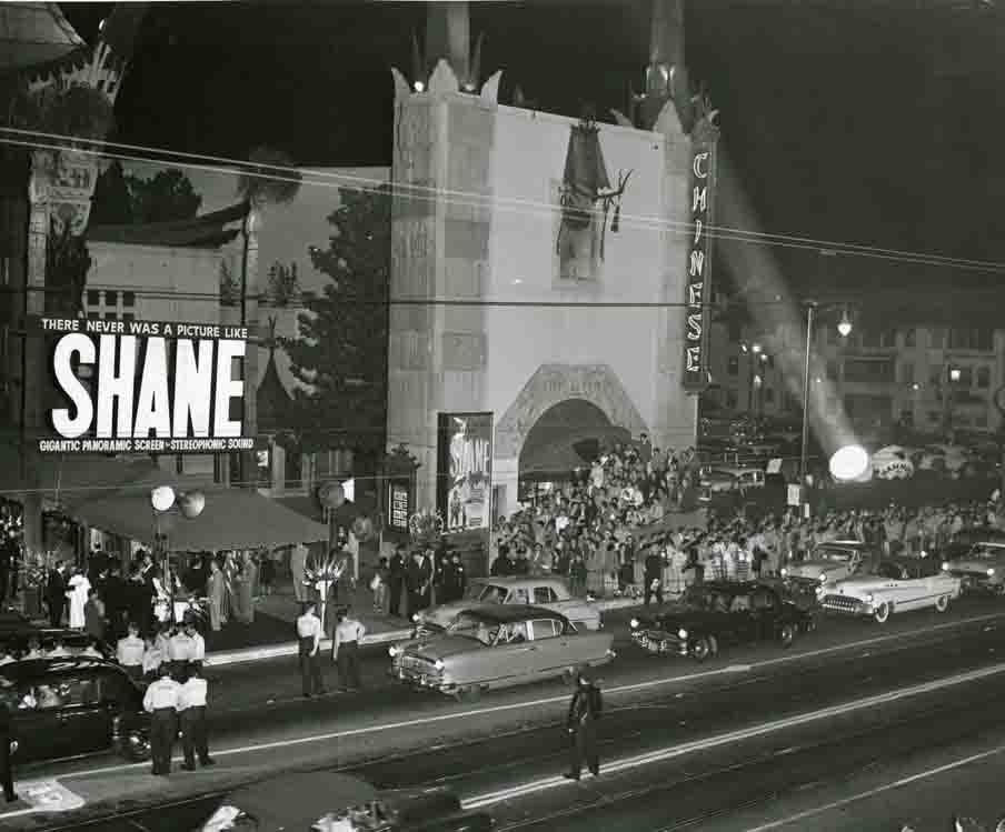 Premiere of Shane
