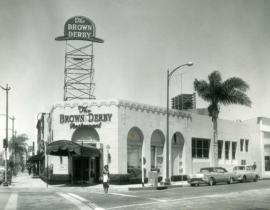 Beverly Hills Brown Derby