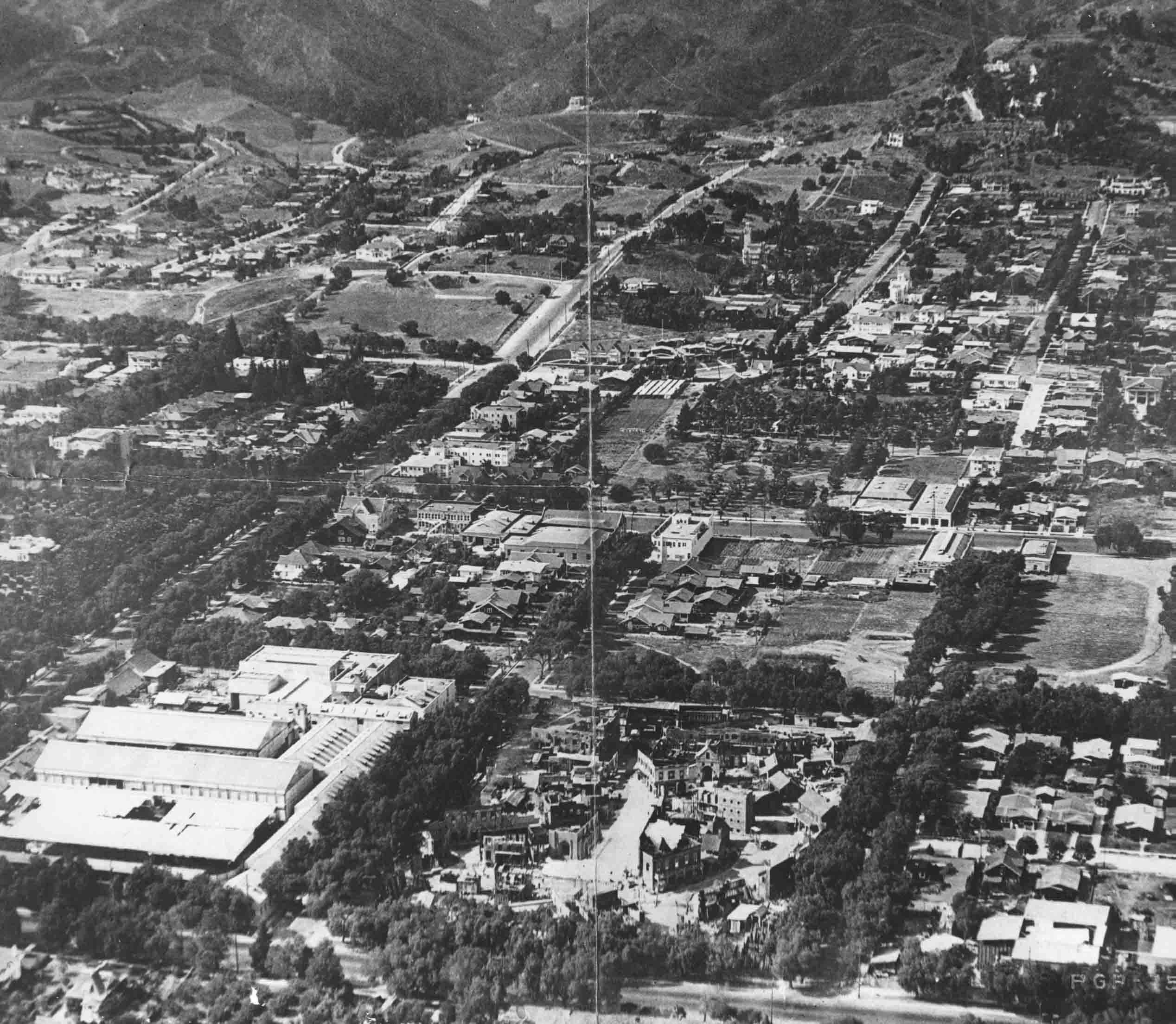 Historic photo of Metropolitan Studio