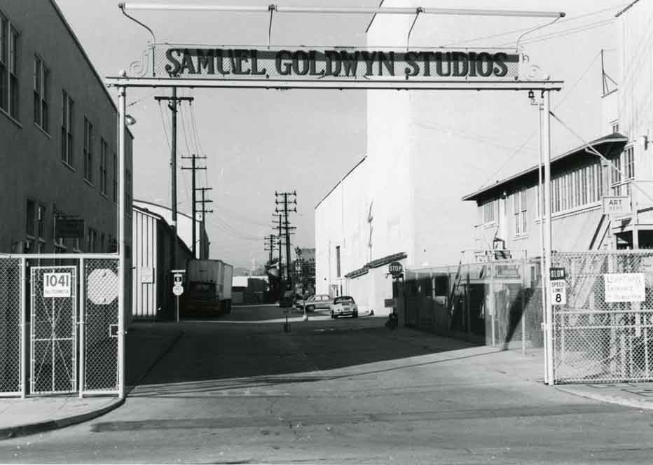 Warner Bros. Studio photo