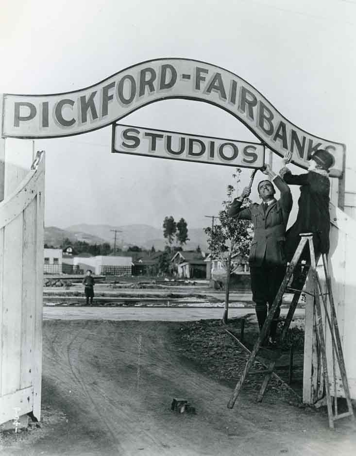Pickford-Fairbanks Studio photo