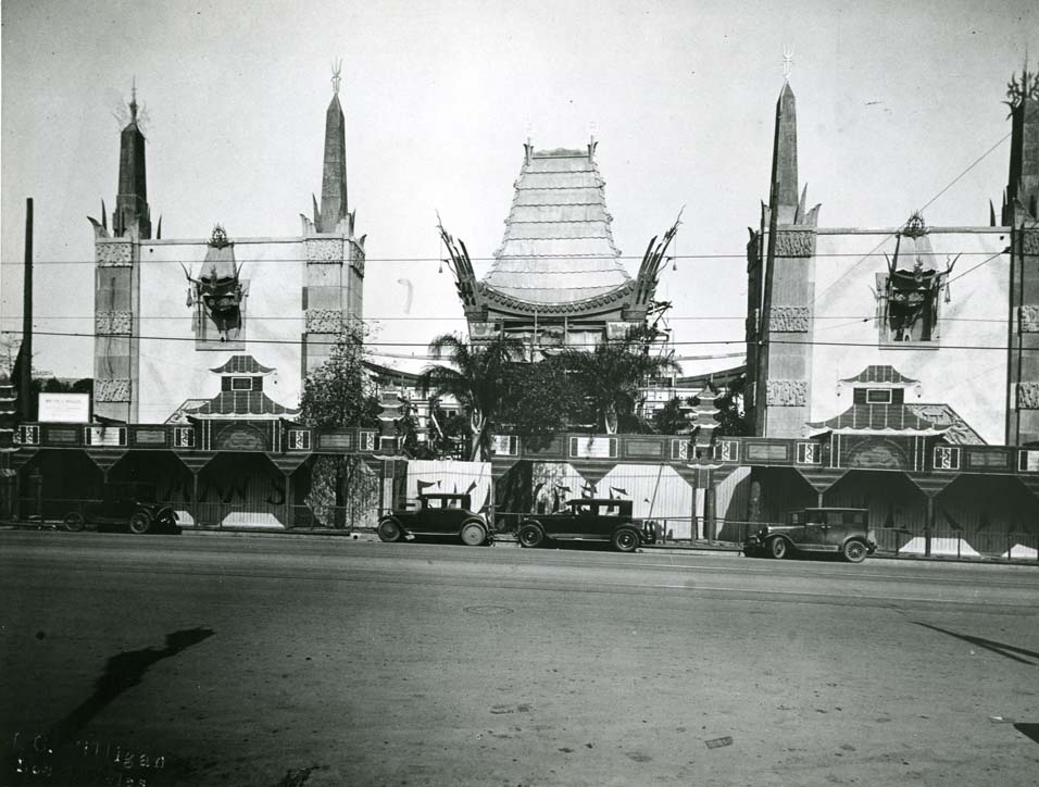 Chinese Theater Photo
