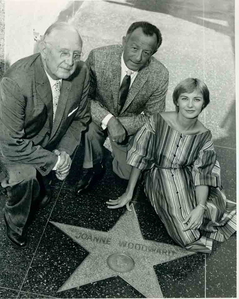 Dedication of Hollywood Walk of Fame Photo