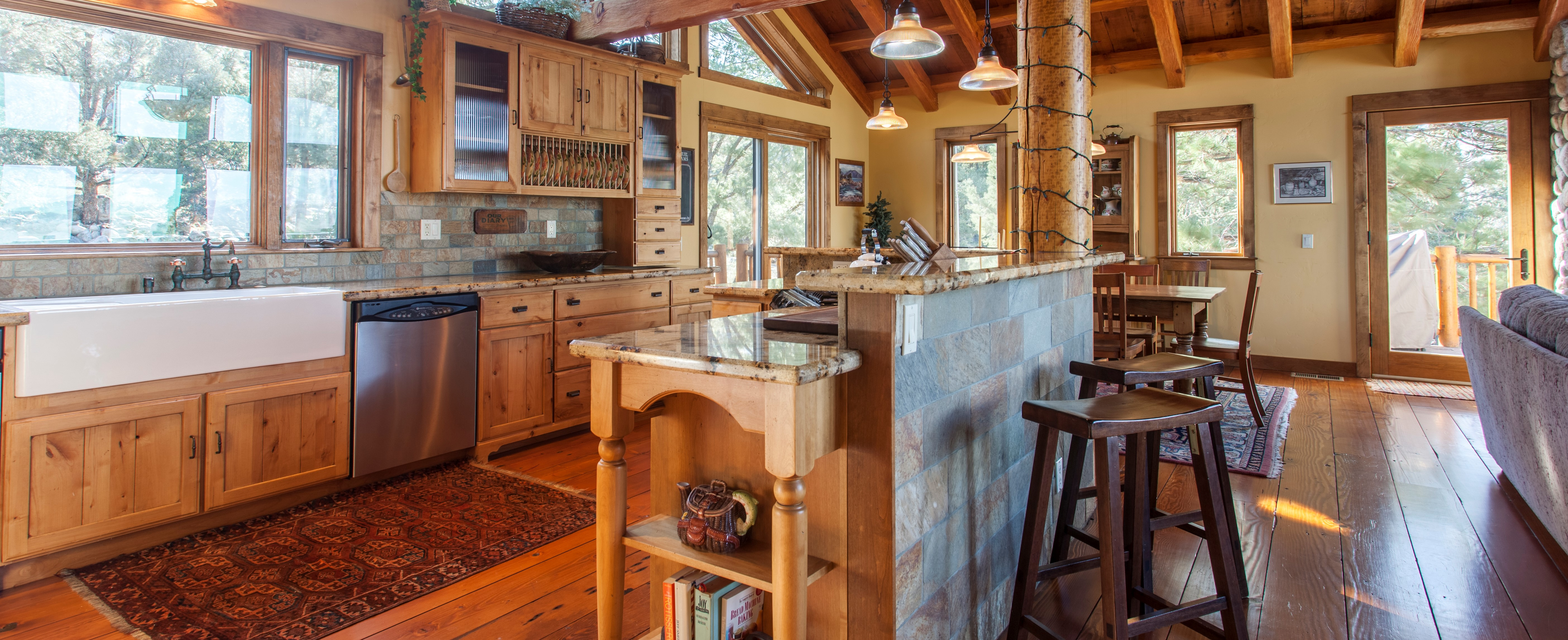 Mammoth Lakes house
