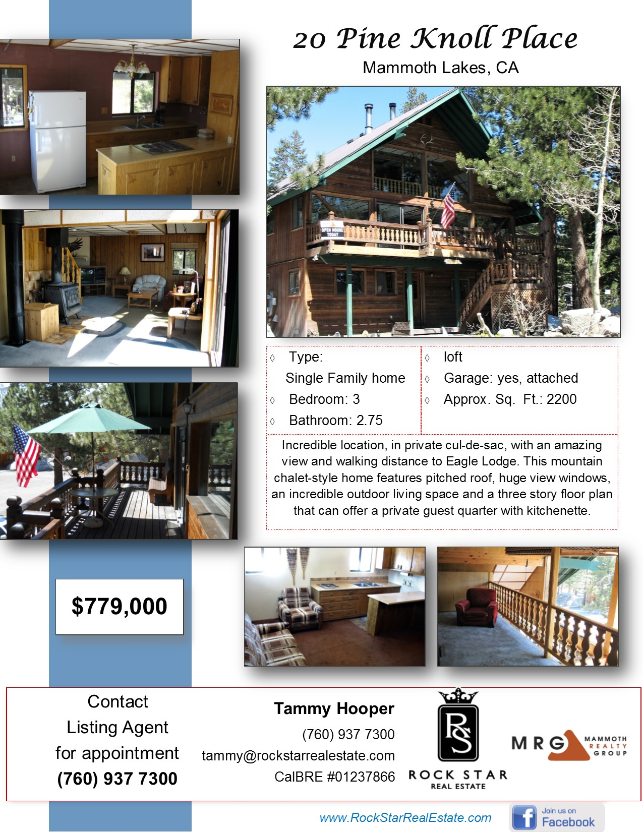 20 Pine Knoll Place flyer