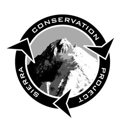 sierra conservation project logo