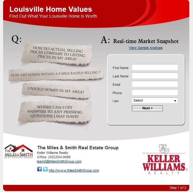 www.LouisvilleHomeValues.com
