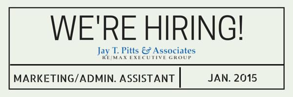we're hiriing