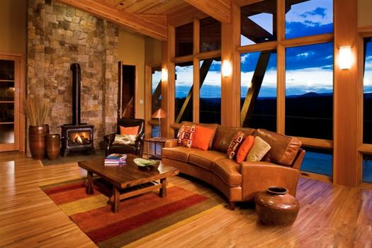Bend Oregon home interior