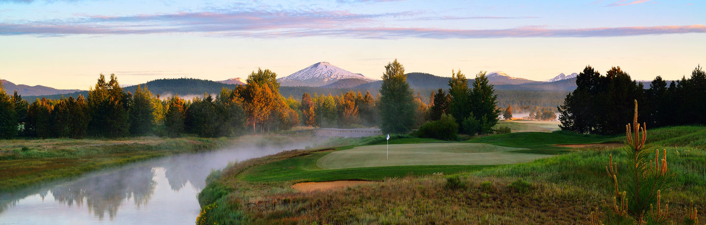 Crosswater Homes For Sale in Sunriver, Oregon