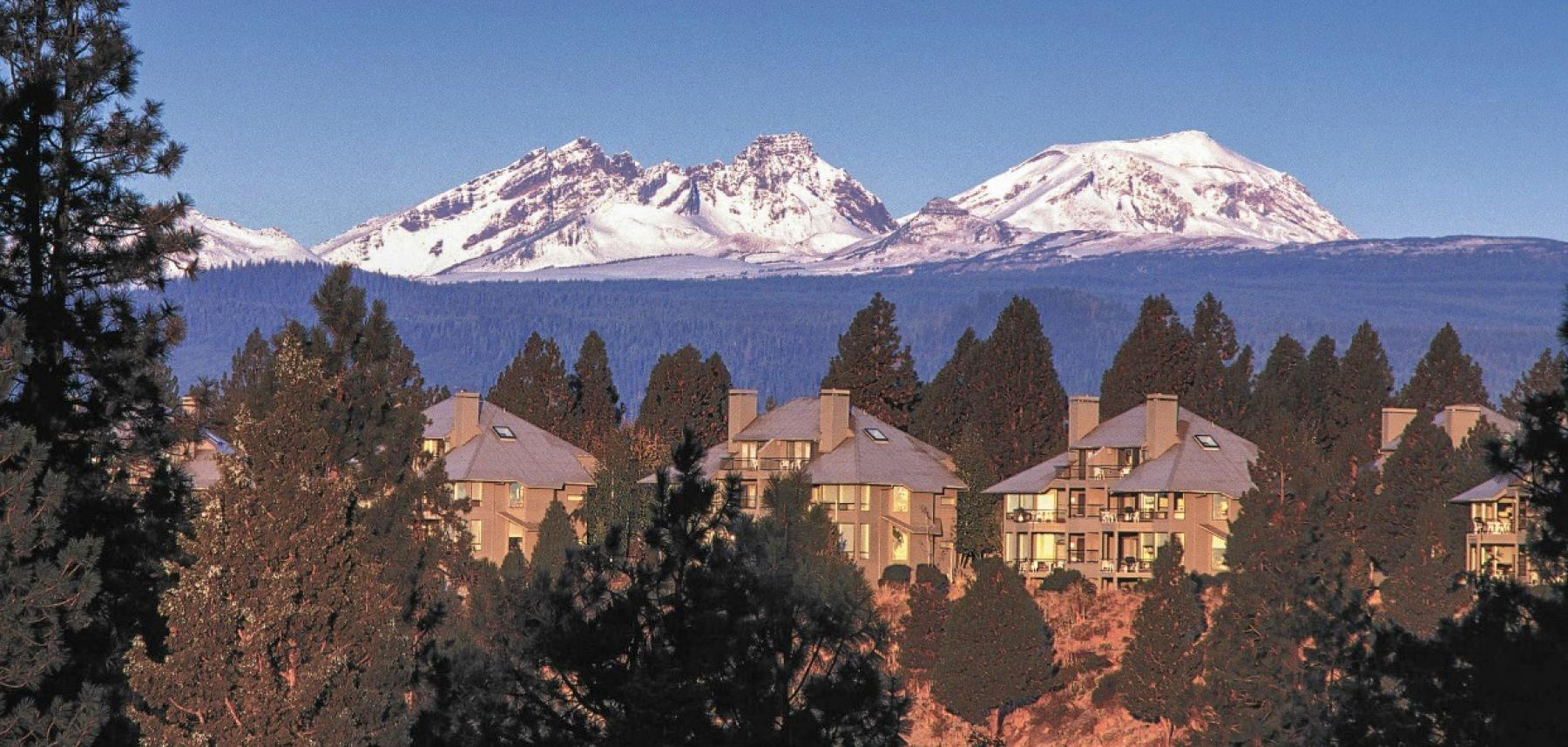 Mt. Bachelor Village Condos For Sale