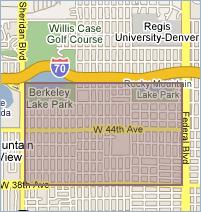 Berkeley Denver Homes For Sale