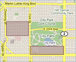 City Park Denver Homes for Sale